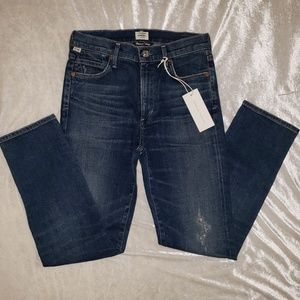 NWT♡ COH 'Cara high rise cigarette ankle'